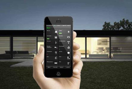 leistungen smarthome knx visualisierung geb udetechnik. Black Bedroom Furniture Sets. Home Design Ideas